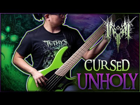 INFERI - Cursed Unholy | Bass Playthrough [2019]