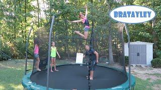 Gymnastics Games! (WK 242) | Bratayley
