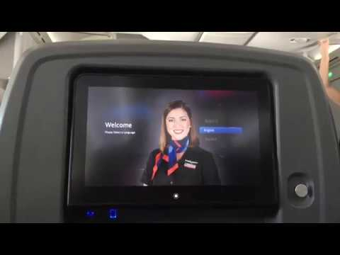 American Airlines Premium Economy Seat Review | Long-haul Flight
