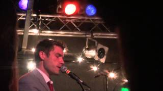 Jon McLaughlin - Christmas Saved Us All - The Christmas Tour Boston 2014