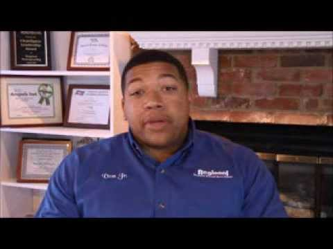 Regional Consultant, Von Bullock Jr, discusses the benefits of having your crawl space encapsulated and the installation of an effective draining system.