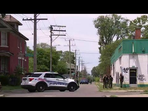 Detroit police's Operation Restore Order nets dozens of arrests