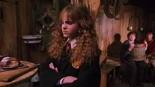 Malfoy Calls Hermione MudBlood - Harry Potter And The Chamber Of Secrets