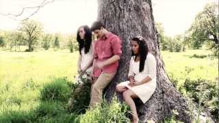Come Away to the Water - Maroon 5 (music video/a capella cover from the Hunger Games)