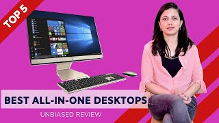 ✅ Top 5: Best All In One desktops in India | Budget Desktop Computer Reviews