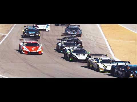 Up Next: 2018 Lamborghini Super Trofeo North America at WeatherTech Raceway Laguna Seca