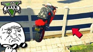 GTA V Online: FIZ A MITADA do ESTACIONAMENTO!!! (GTA 5 Epic Moments)