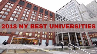 NEW YORK | Top 10 Best Universities and Colleges 2018