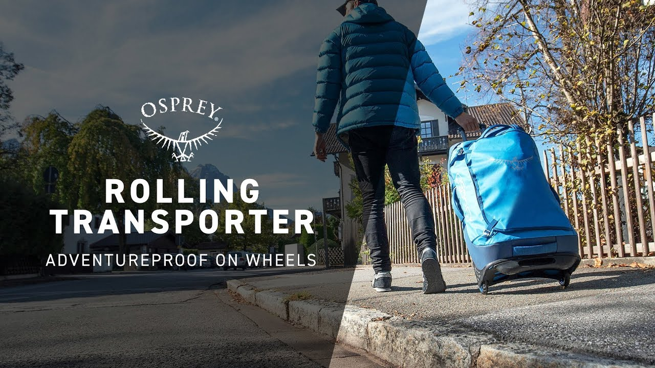 Osprey Rolling Transporter | Product Video
