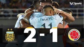 La Selección Argentina Sub-23 le ganó 2-1 a Colombia y se clasificó a los Juegos Olímpicos Tokyo 2020, consagrándose como Campeón del Preolímpico Sub-23. Agustín Urzi y Nehuén Pérez marcaron los goles para la albiceleste.
