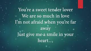 A Smile in Your Heart song lyrics by Ariel Rivera