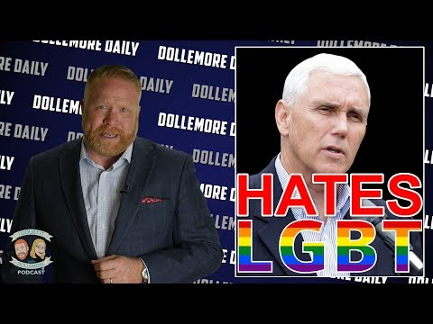 Donald Trump Says, About Gays, that Mike Pence Wants to Hang Them All.