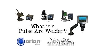 What is a Pulse Arc Welder and how does it work?