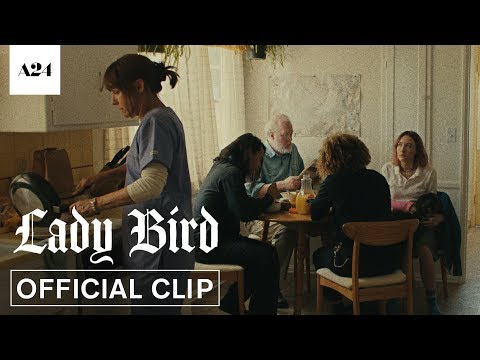 Lady Bird (Clip 'McPherson Family Breakfast')