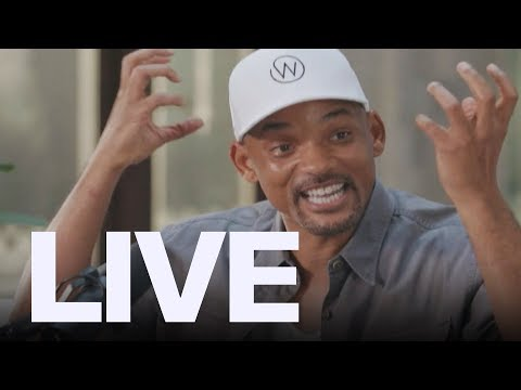 Will Smith Says He's Not Married To Jada | ET Canada LIVE