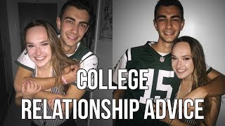 How To Have A Healthy Relationship In College // College Relationship Advice