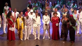 Cidadão e Cidadã Samba do carnaval santista são escolhidos