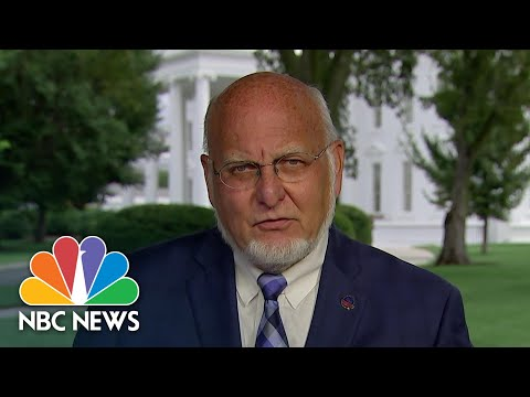 CDC Director: 'We Don't Want To Pressure Anybody' On School Reopening | NBC News