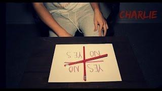 Charlie Charlie Pencil Game | Nick Bean
