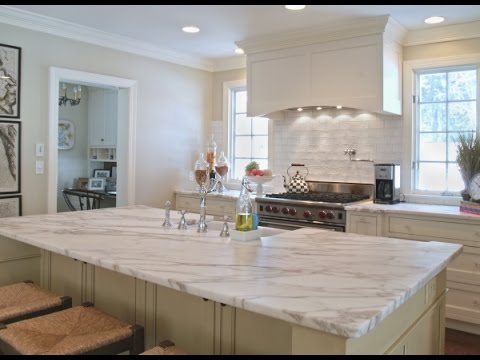 White Granite Kitchen Countertops Ideas