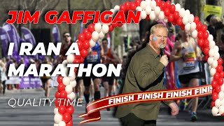 Running A Marathon - Jim Gaffigan (Quality Time)