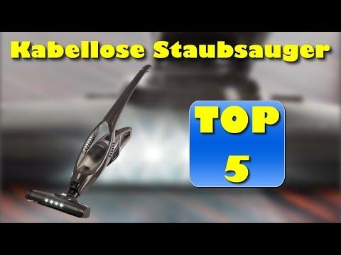 Die 5 besten kabellosen Staubsauger - Welcher ist der beste Akkusauger?
