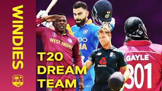 Buttler? Kohli? Cottrell? | Pick your T20 Dream Team! | Windies