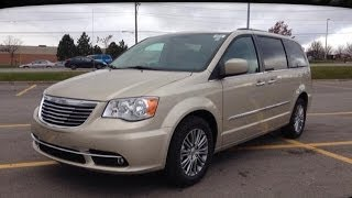 preview picture of video '2014 Chrysler Town and Country Touring w/ Leather | MacIver Dodge Jeep | Newmarket Ontario'