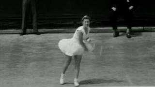 Maureen Connolly Wimbledon-kampioene (1953)