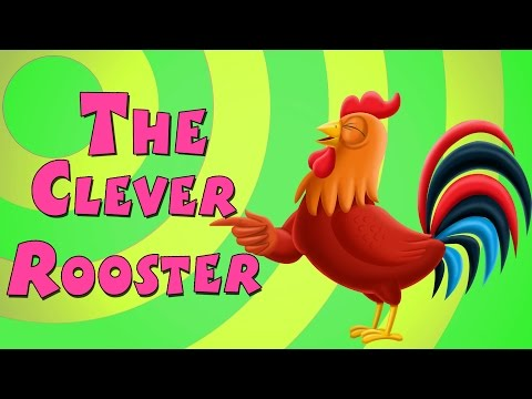 The Clever Rooster || Short Stories in English