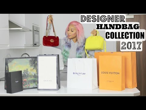 ceb7acfea0f2 DESIGNER HANDBAG COLLECTION GUCCI GIVENCHY CHANEL YSL LV play