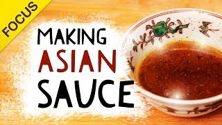 Homemade Asian Sauce   Focus