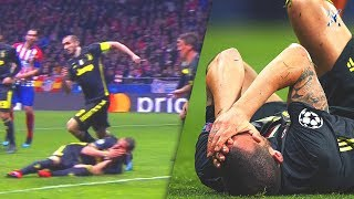 Ridiculous Play Acting In Football