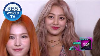 Interview with TWICE [Music Bank / 2020.06.05]