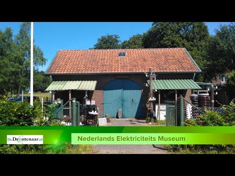VIDEO | MEC Museum in Dronten neemt hele collectie van Elektriciteits Museum over