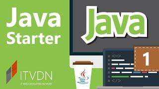 Что такое Java? Особенности и отличия языка Java. Java Starter. Урок 1