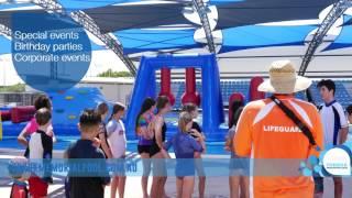 Tobruk Memorial Pool 30 second Full HD
