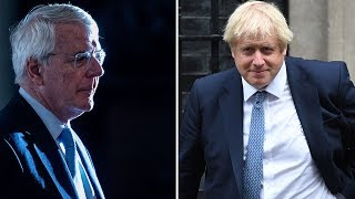 video: Sir John Major fears Boris Johnson's Government could use Privy Council to bypass Brexit extension legislation