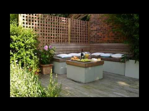 Ideas de diseño de pantalla de jardín