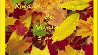 Cabeiro Musical: Xogando Co Outono De Vivaldi  5 ANOS