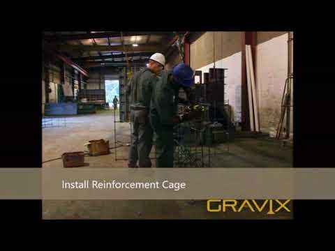 Gravix Standard Unit Manufacture