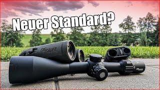 Neuer Standard der Optiken & Rangefinder - Sig Sauer BDX