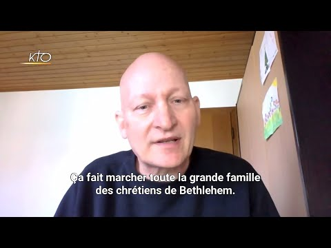 Des croix en aide aux chrétiens de Terre Sainte : trois questions à Daniel Pittet