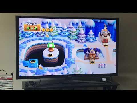 New Super Mario Bros Wii Tutorial Part 84 World 3 Recab 1/3