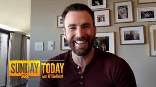 Chris Evans On Defending Jacob, Boston Accents And His New Political Project   Sunday TODAY