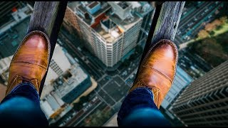 17 Images That Prove You Have Acrophobia (Fear of Heights)