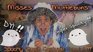 SPOOKY GHOST COSTUME TUTORIAL!!! (Parody)