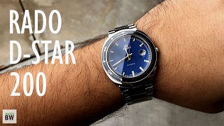 Rado D Star 200 Dive Watch Review