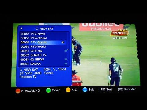Paksat 38 East Big Update - смотреть онлайн на Hah Life