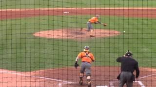 Zach Warren, LHP, Tennessee – 2017 MLB Draft